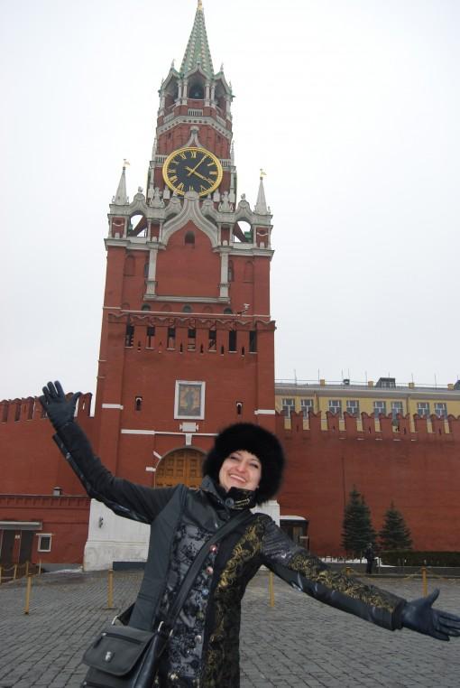 Hallo Moscow!
