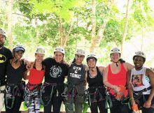 Under 30 Experiences group in Costa Rica