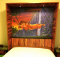 The Lion King artwork at the Art of Animation Resort