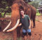 Cam with an elephant