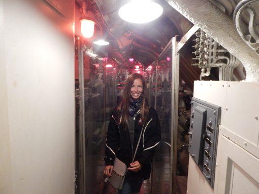 Battleship Cove submarine