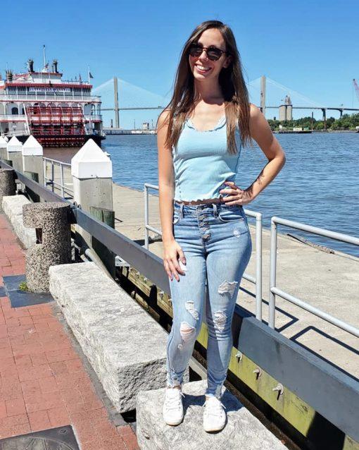 Nicole DiGiose Exploring River Street