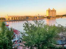 Savannah River Views